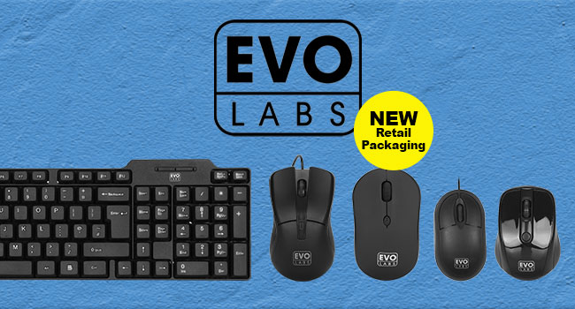 Evo Labs,Retail Packaged,Peripherals