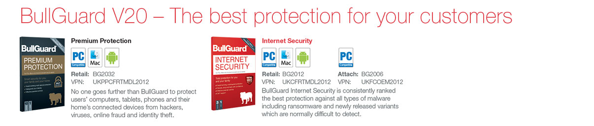 BullGuard Internet Security 2020 at Target Components