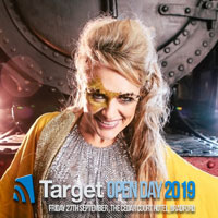 Chrissy Bray Evening Entertainment at the Target Open Day 2019