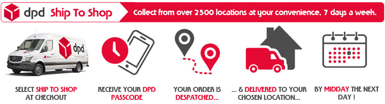 DPD Ship To Shop at Target Components