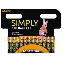 DURACELL MN2400B12SIMPLY