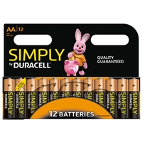 DURACELL MN1500B12SIMPLY