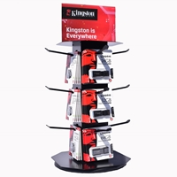 KINGSTON Metal Display Stand