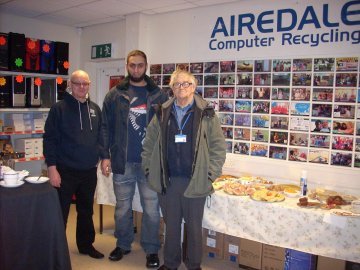 Airedale Computers celebrates 10 years trading with an Open Day