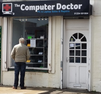 Gary McEwing of The Computer Doctor would do the Retail Price Comparison every quarter if he could