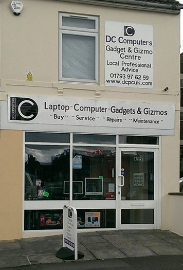 DC Computers, Swindon