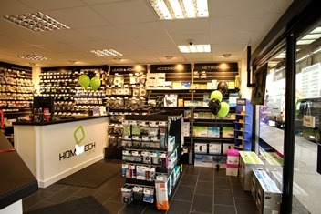 Hometech Centre: New Shop, New Look