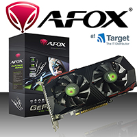 AFox Nvidia Graphics Cards GPU at Target Components IT Distributor