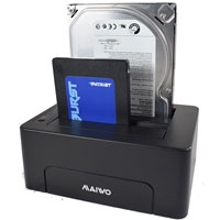 Hard Drive Enclosures and Docking Stations at Target Components IT Distributor